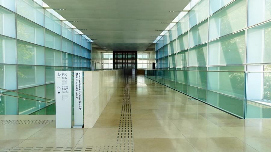 國立國會圖書館關西館館內