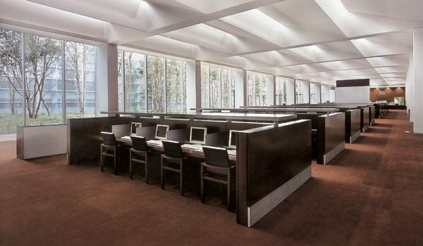 國立國會圖書館關西館閱覽室