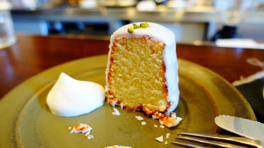 レモンケーキ 檸檬蛋糕斷面