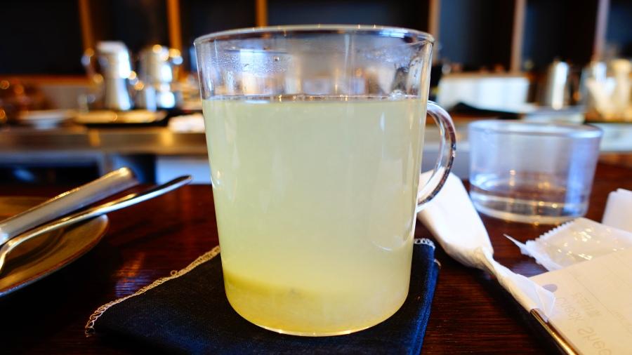 檸檬水 熱檸檬