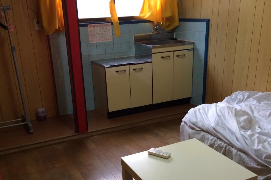 guesthouse房間內部