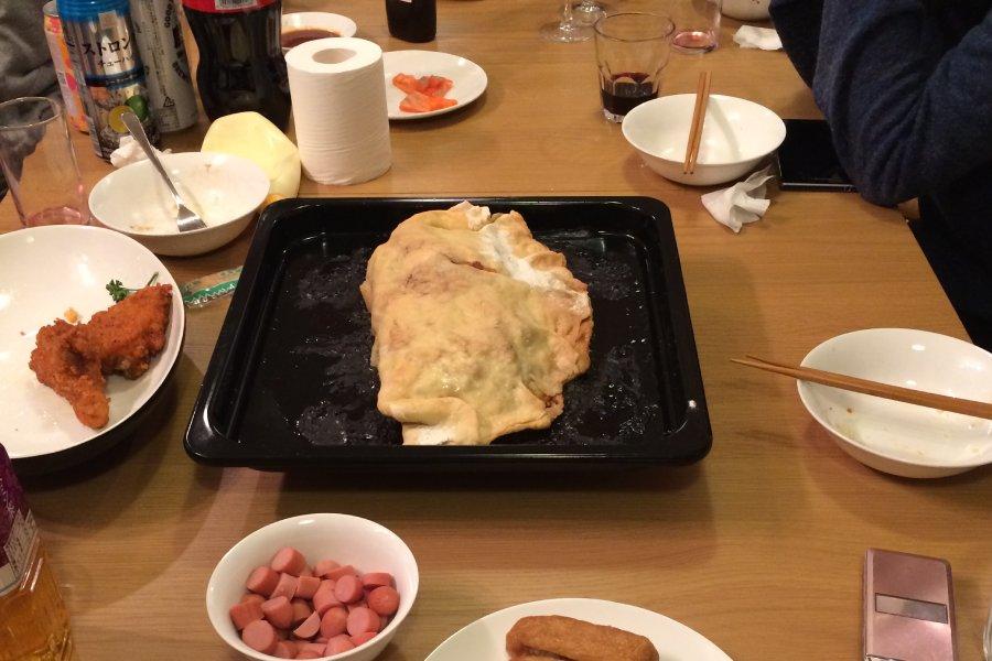 share house餃子趴
