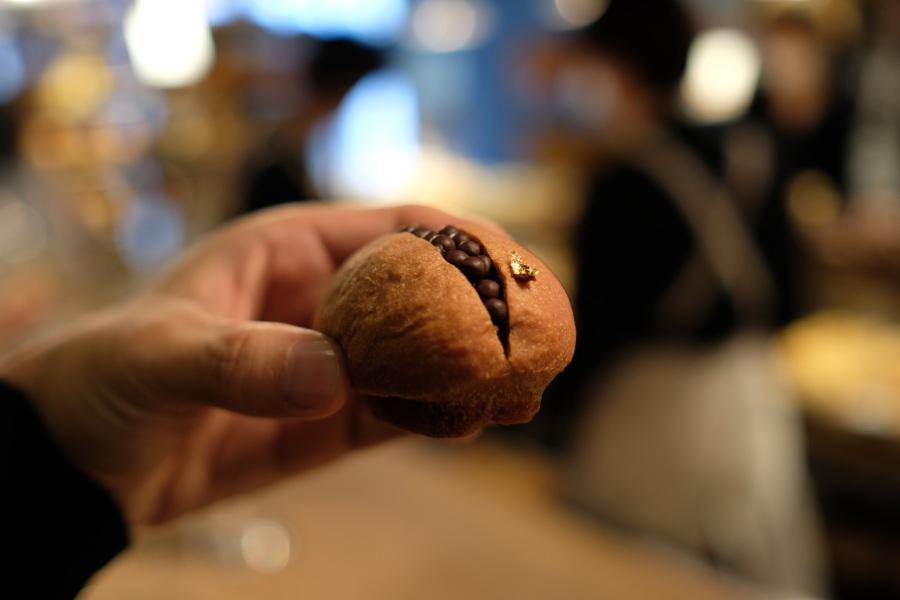 代代木公園365日巧克力脆球麵包