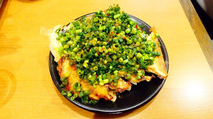 餃子與味噌的專賣店「青源」青蔥餃子