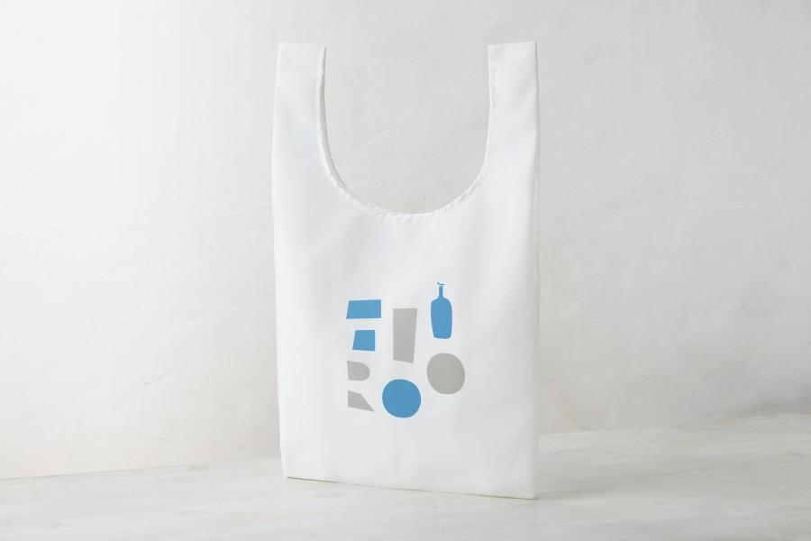 藍瓶咖啡 Blue Bottle 廣尾店限定提袋