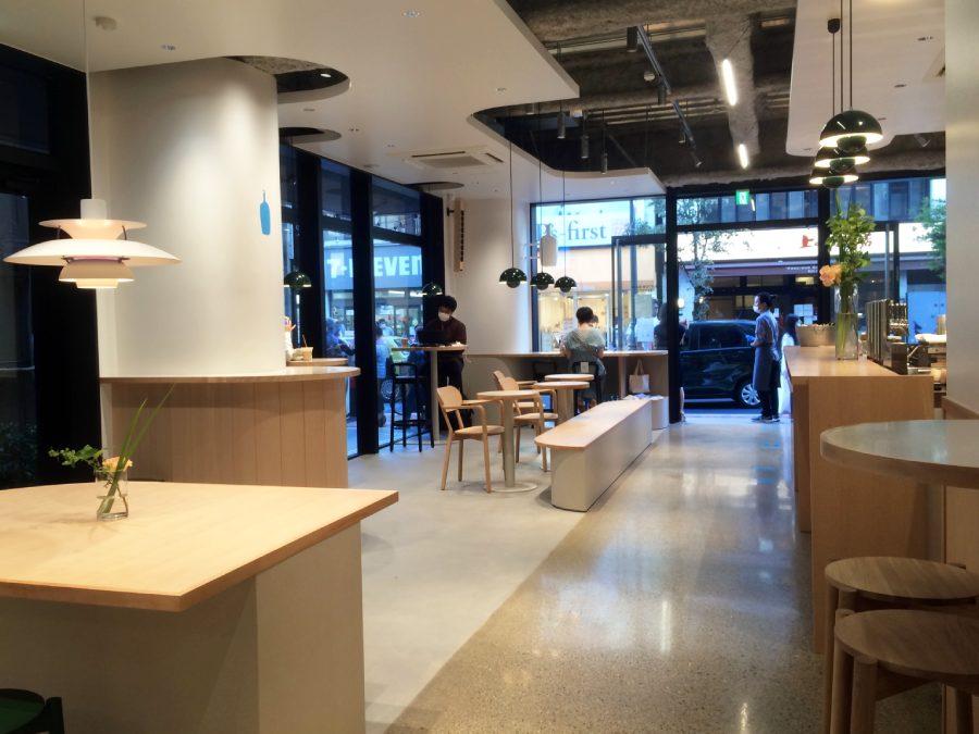 藍瓶咖啡 Blue Bottle Coffee 廣尾Cafe