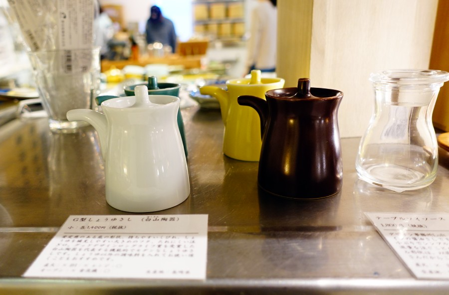 cotogoto雜貨店醬油瓶