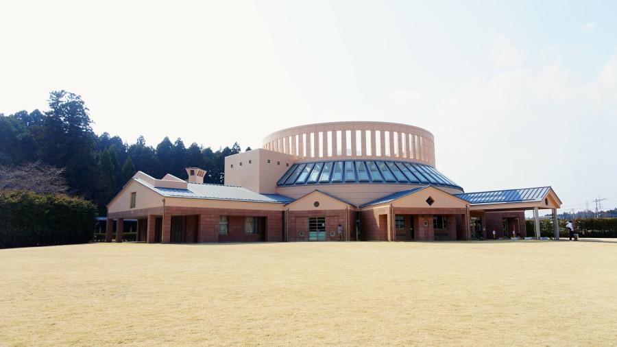 茨城縣水戶市立西部圖書館
