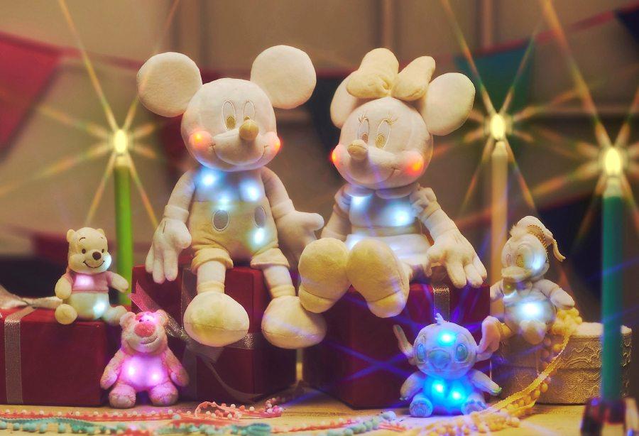 「Disney Twinkle Collection」閃閃發光的迪士尼布偶